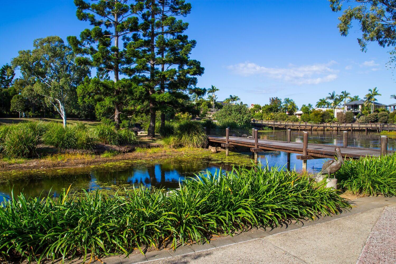 gold coast - Jardines Botánicos Regionales