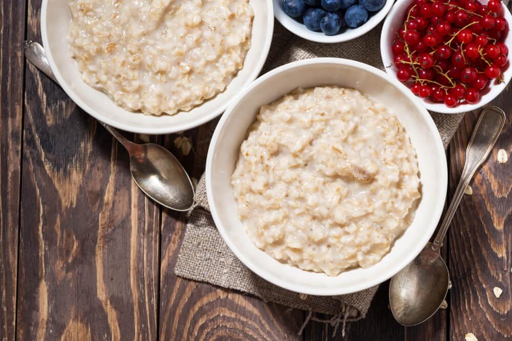 comida tipica de irlanda - porridge