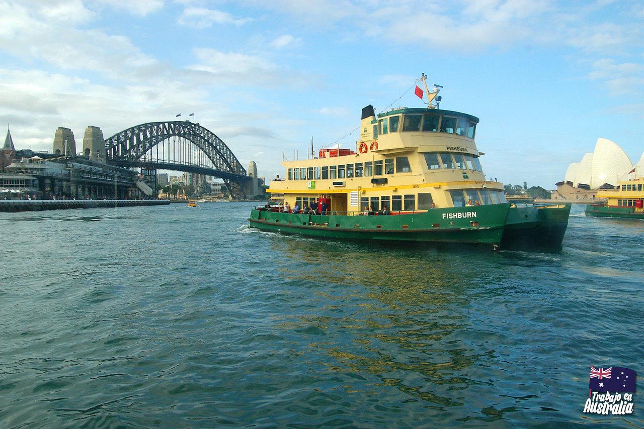 especial australia - transporte