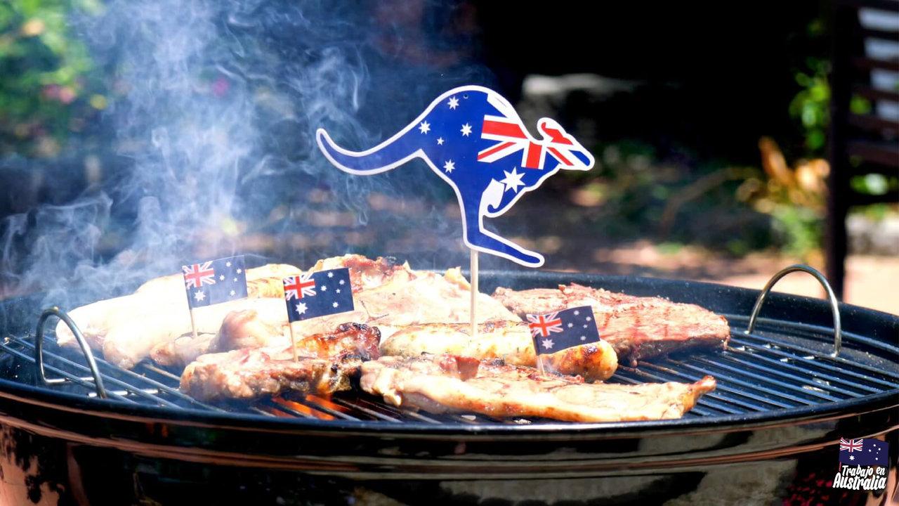 especial australia - alimentación