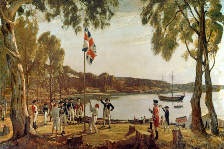 australia day - historia
