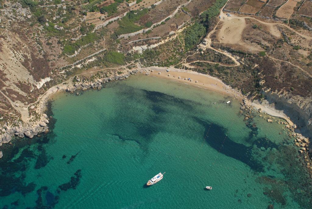 playas de malta - Manikata