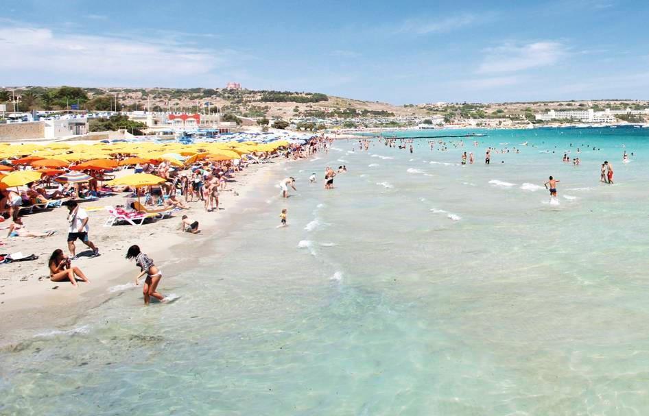 playas de malta - Mellieħa