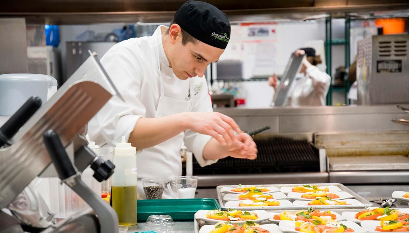 empleos en el extranjero - cocinero