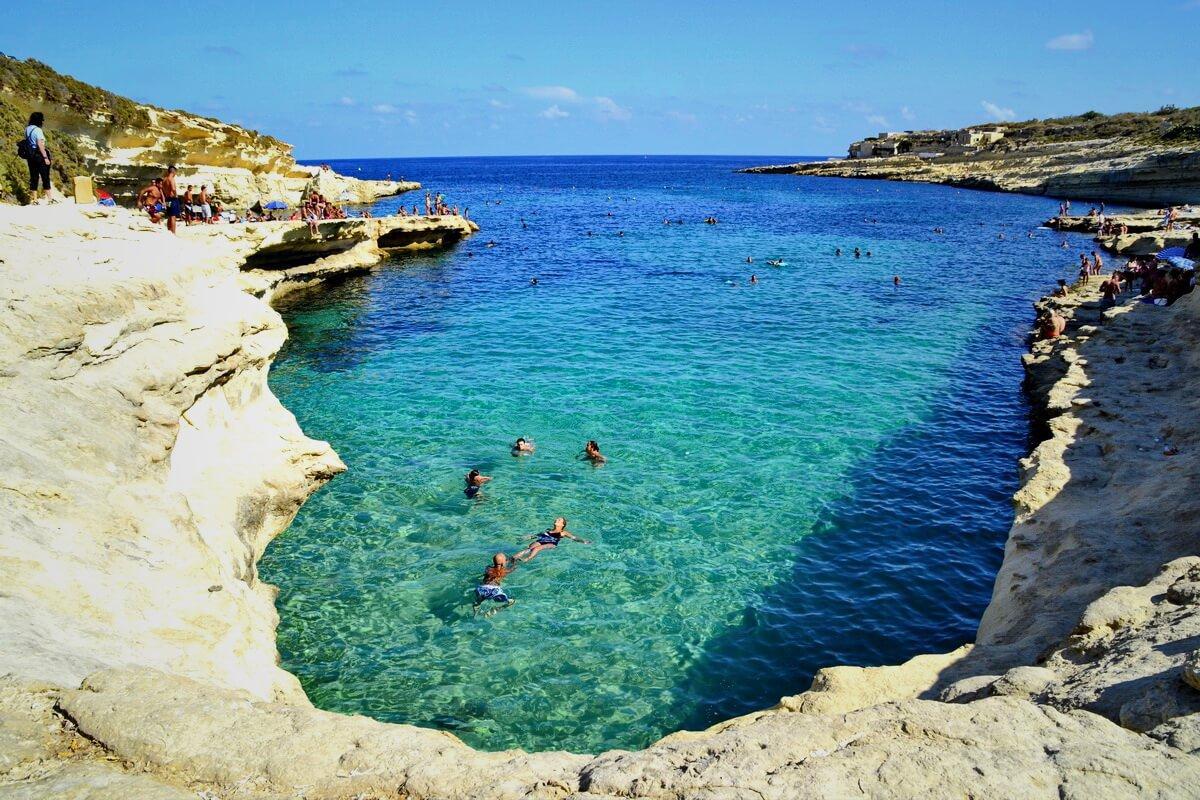 playas de malta - Marsaxlokk