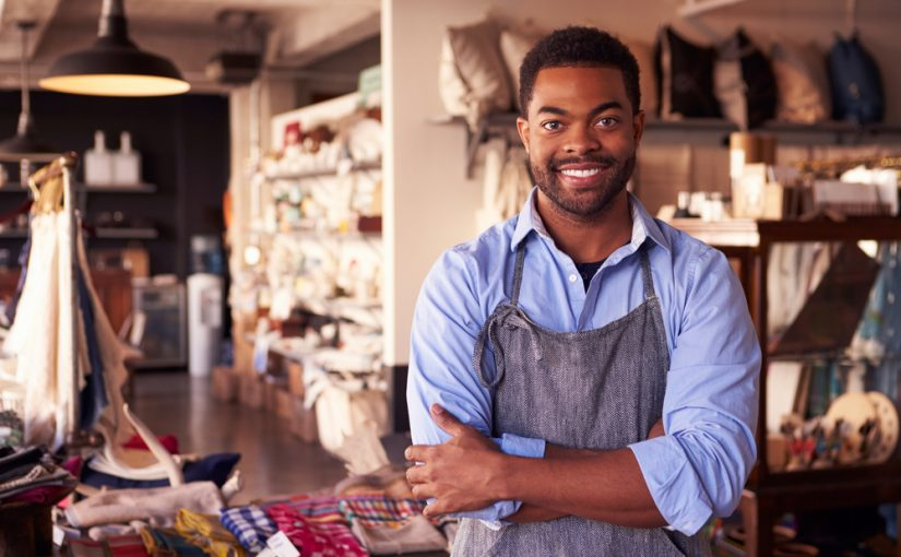 empleos en el extranjero - dependiente de tiendas