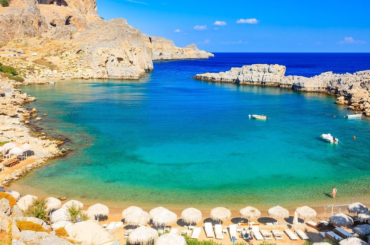 playas de malta - st. paul's bay