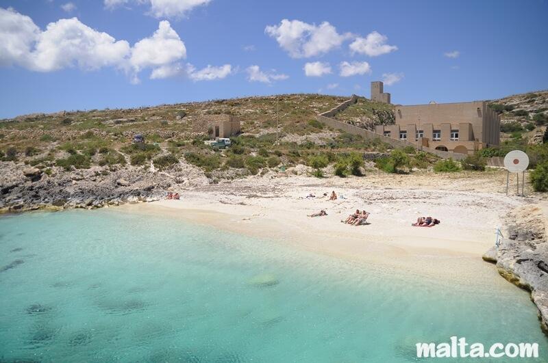 playas de malta - Qala