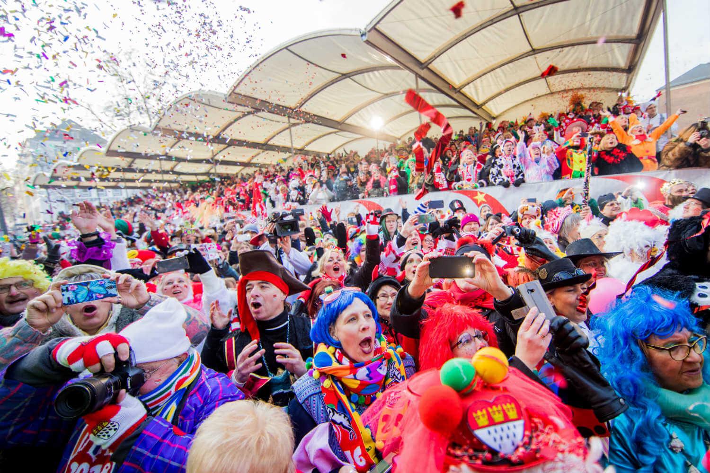 carnaval en el mundo - colonia