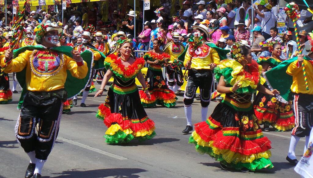 carnaval en el mundo - barranquilla