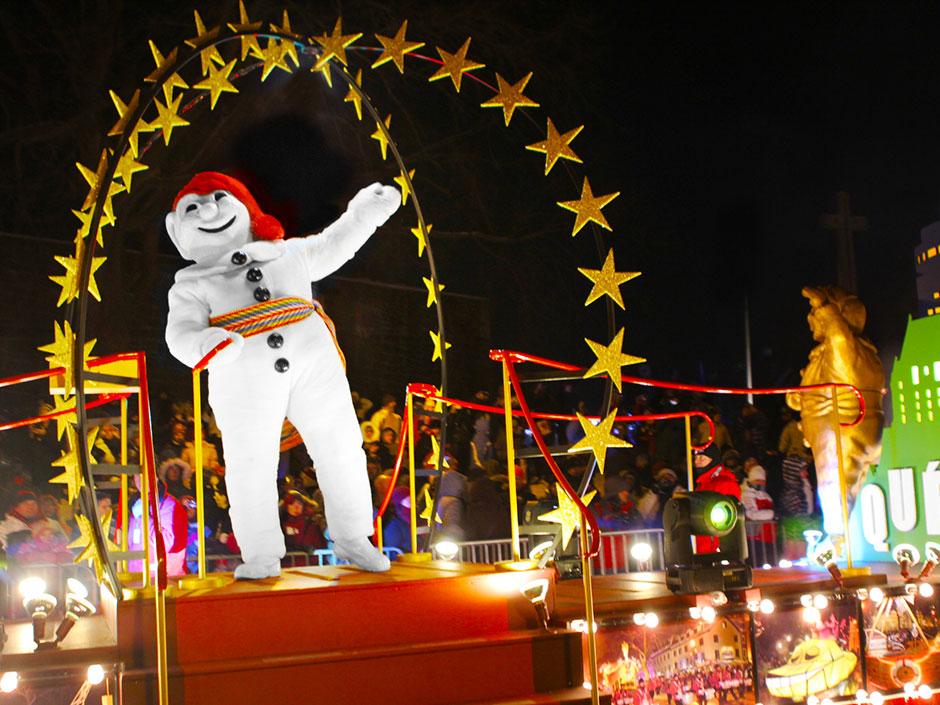 carnaval en el mundo - quebec