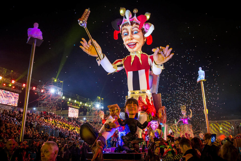 carnaval en el mundo - niza