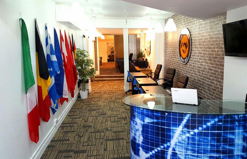agencia de intercambio - bases egali